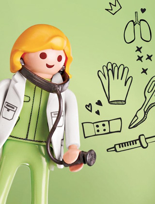 PLAYMOBIL Dětská nemocnice