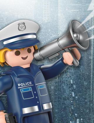 PLAYMOBIL Policie