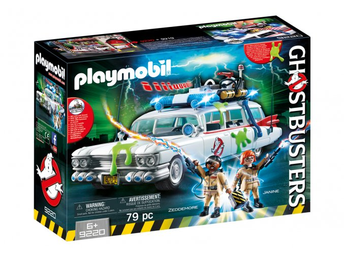 Playmobil 9220 Ghostbusters - Ecto-1