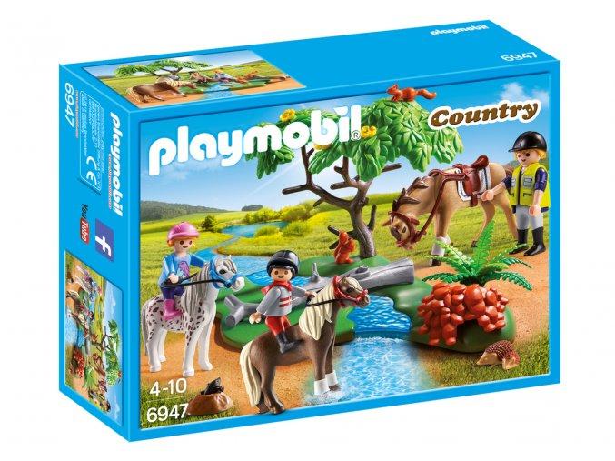 Playmobil 6947 Vyjížďka na koních