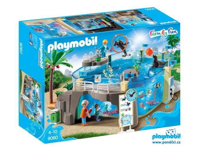 Playmobil 9060 Mořské akvárium