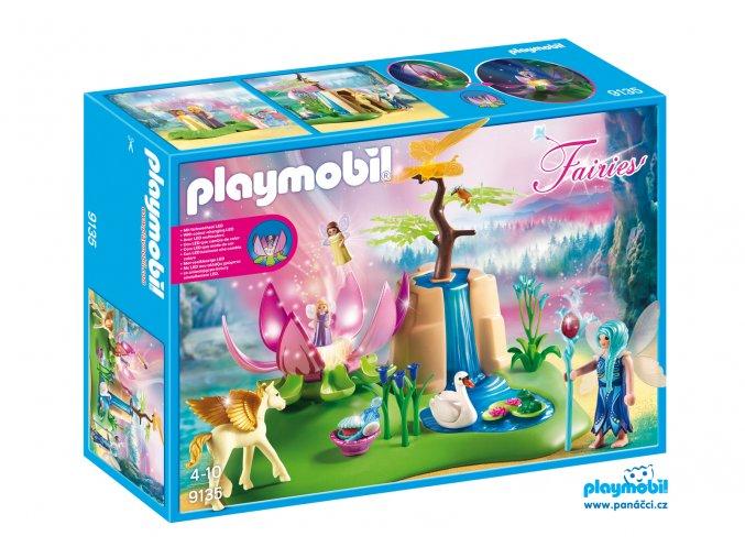 Playmobil 9135 Svítící květ pro malé víly