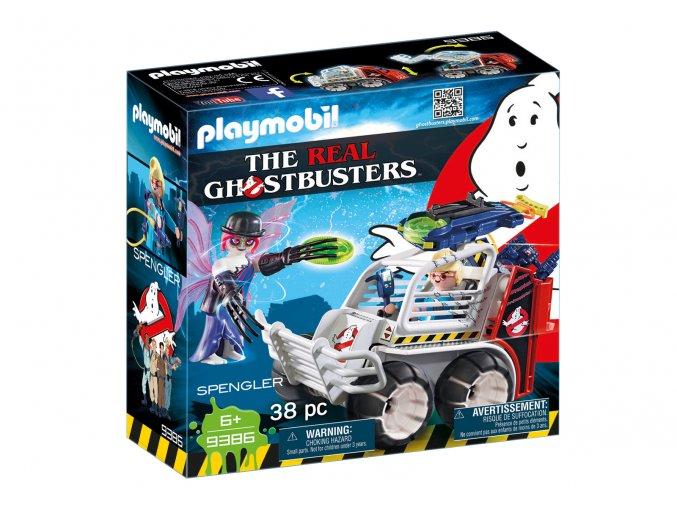 Playmobil 9386 Spengler s klecí