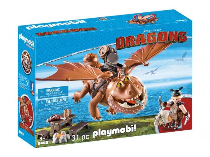 Playmobil 9460 Rybinoha a Flákota