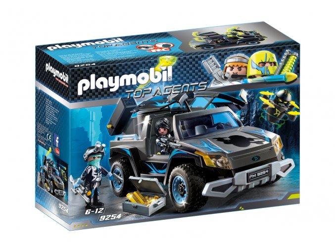 Playmobil 9254 Pick-up Dr. Drona