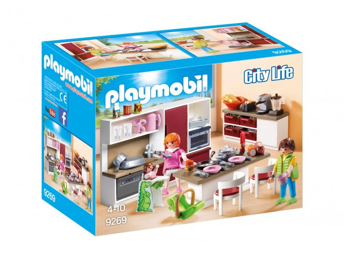 Playmobil 9269 Kuchyně