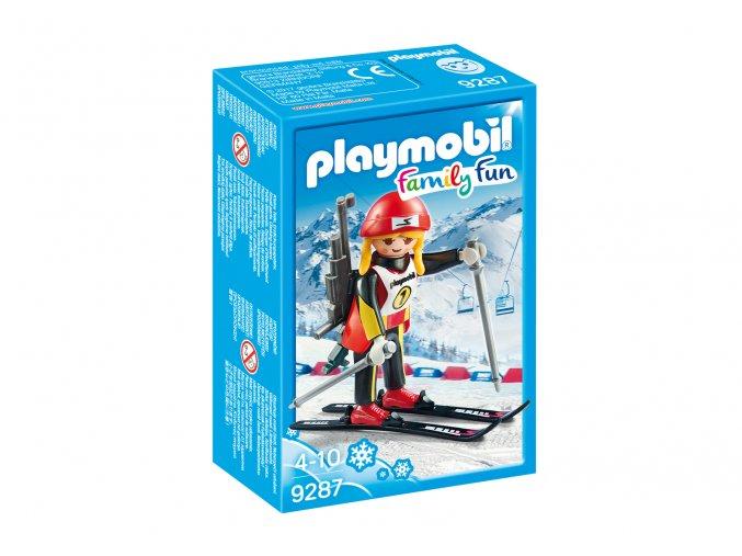 Playmobil 9287 Biatlonistka