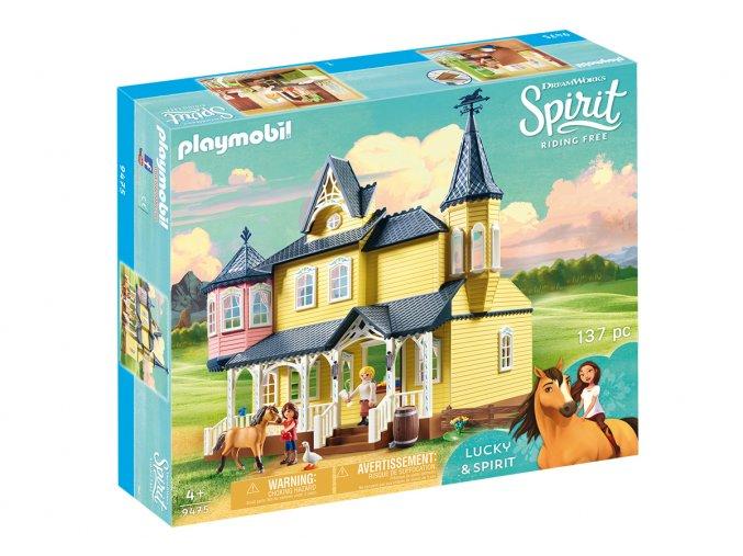 Playmobil 9475 Šťastný domov