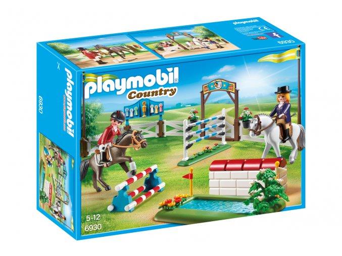 Playmobil 6930 Jezdecký závod