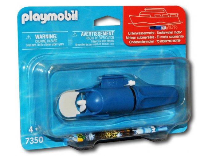 Playmobil 7350 Podvodní motor