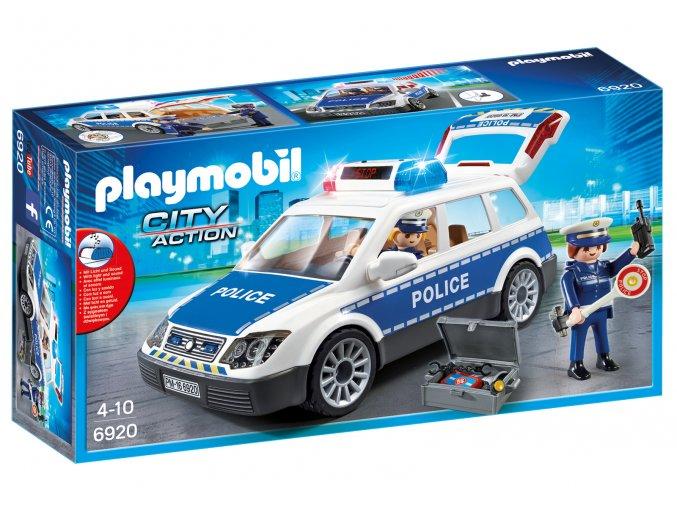 Playmobil 6920 Policejní auto