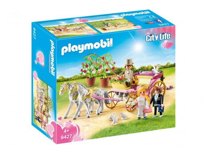 Playmobil 9427 Svatební kočár