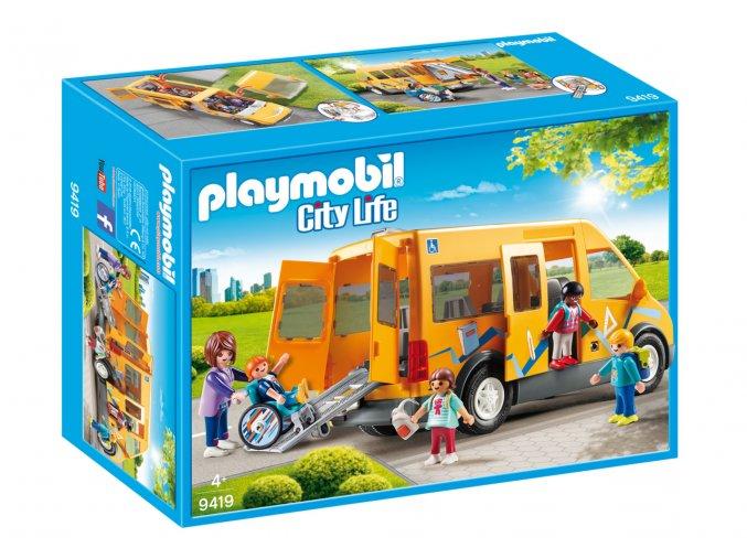 Playmobil 9419 Školní autobus