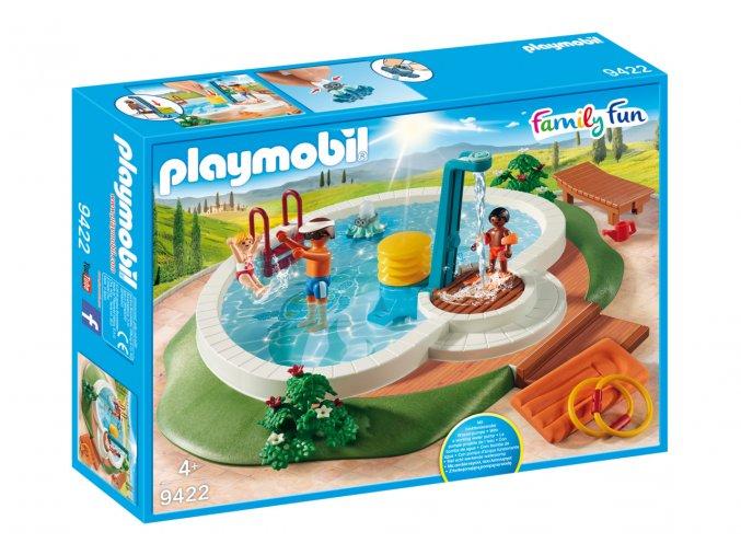 Playmobil 9422 Bazén