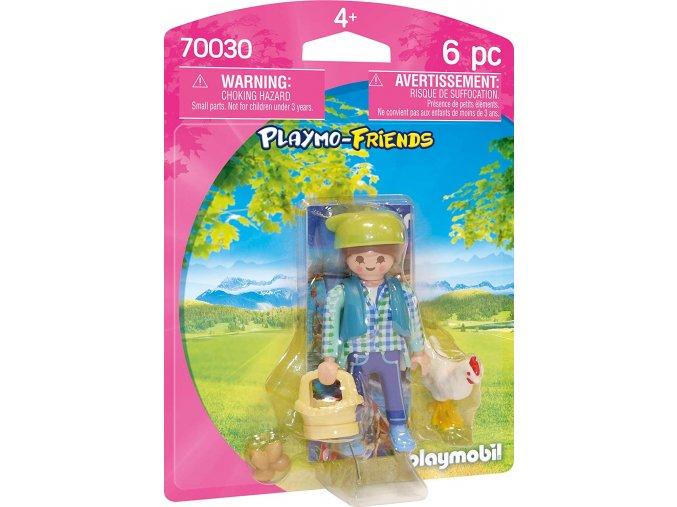Playmobil 70030 Farmářka