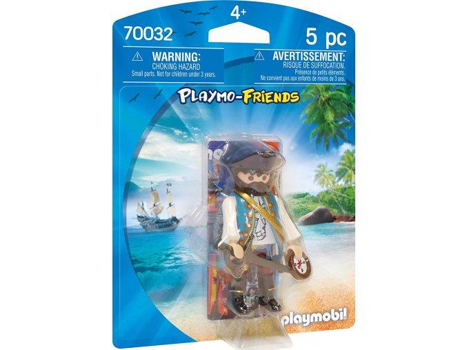 Playmobil 70032 Pirát