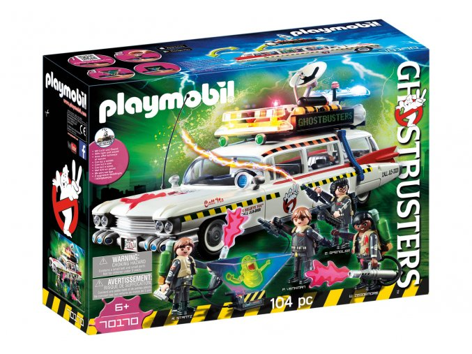 Playmobil 70170 Ghostbusters™ Ecto-1A