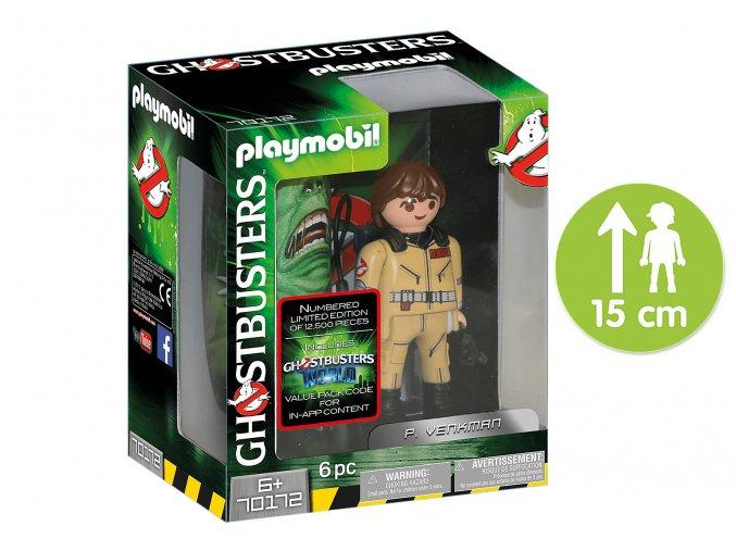 Playmobil 70172 Ghostbusters™ Sběratelská figurka P. Venkman