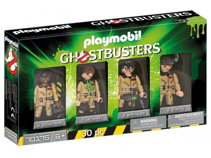 Playmobil 70175 Set figurek Ghostbusters™