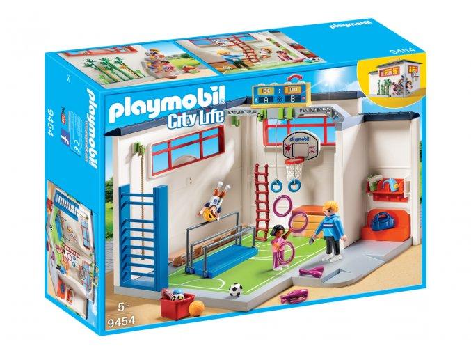Playmobil 9454 Tělocvična