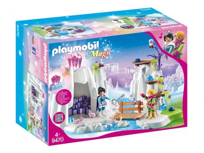 Playmobil 9470 Hledání křišťálu lásky