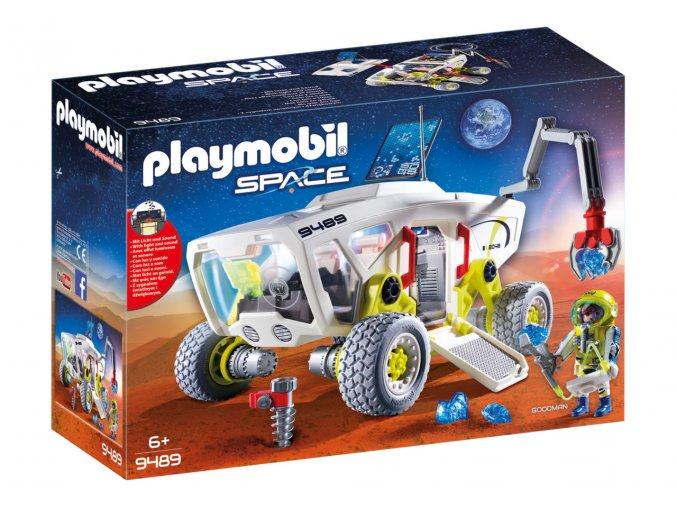 Playmobil 9489 Mars - průzkumné vozidlo