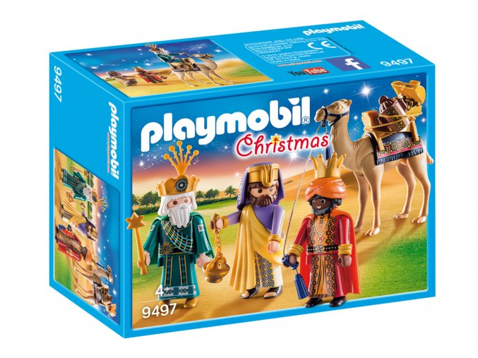 Playmobil 9497 Tři králové