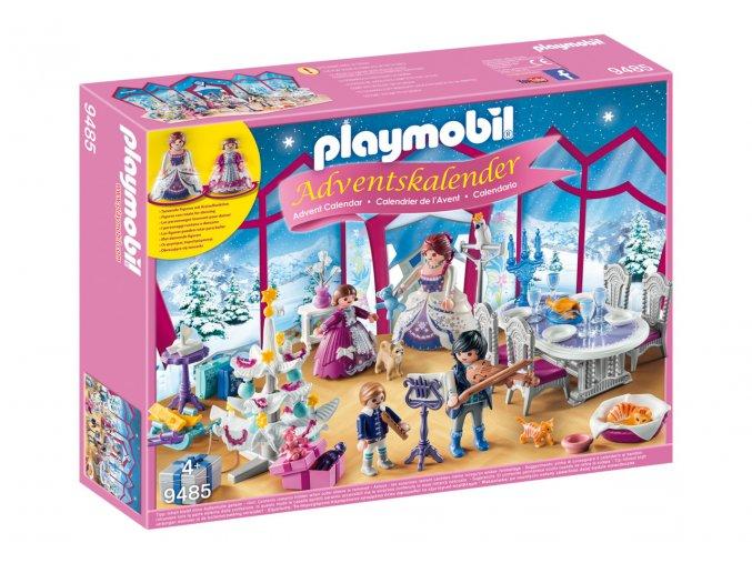 """Playmobil 9485 Adventní kalendář """"Vánoční ples v křišťálovém sále"""""""