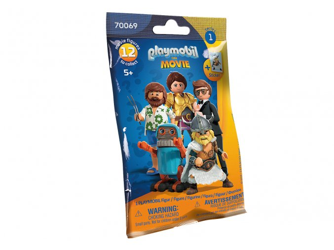 PLAYMOBIL: THE MOVIE Figures (Série 1) 70069