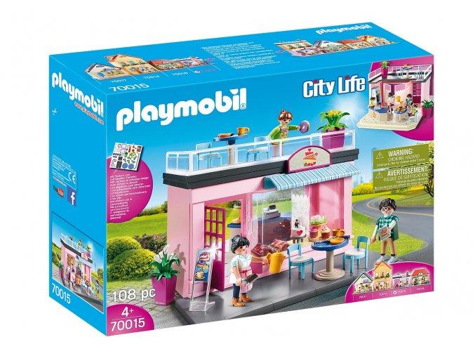 Playmobil 70015 Moje kavárna