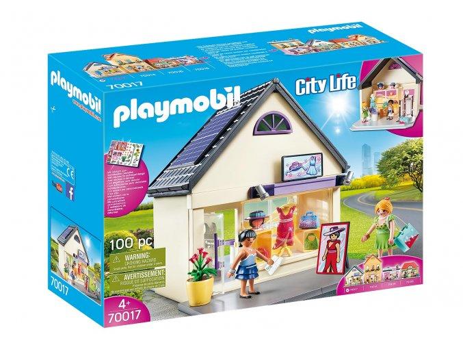 Playmobil 70017 Můj módní salon
