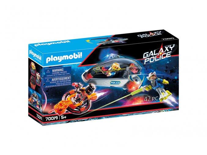 Playmobil 70019 Vesmírná policie - Kluzák