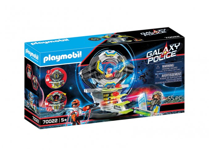 Playmobil 70022 Trezor s tajným kódem