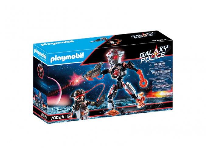 Playmobil 70024 Vesmírní piráti - Robot