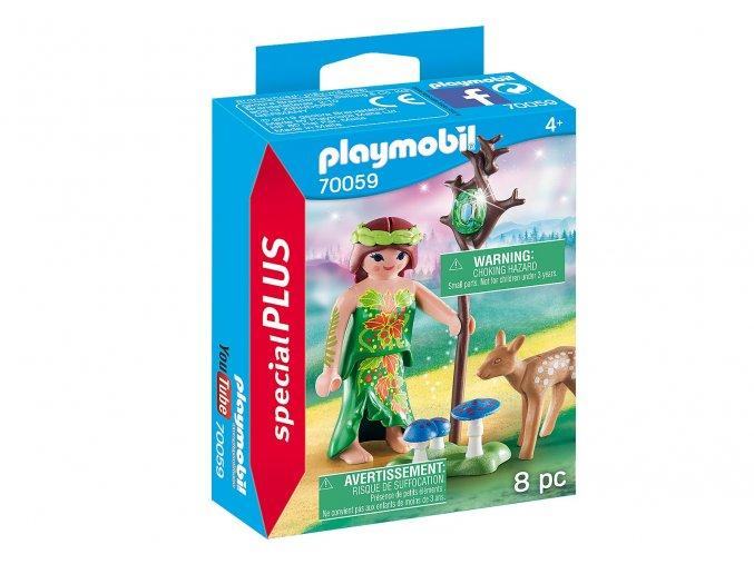 Playmobil 70059 Víla se srnkou