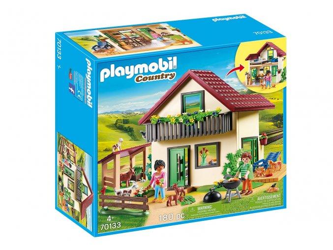 Playmobil 70133 Statkářův dům