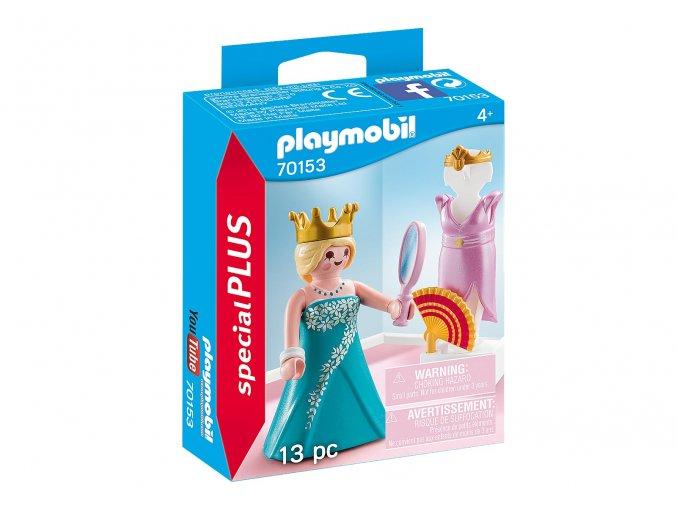 Playmobil 70153 Princezna s manekýnou
