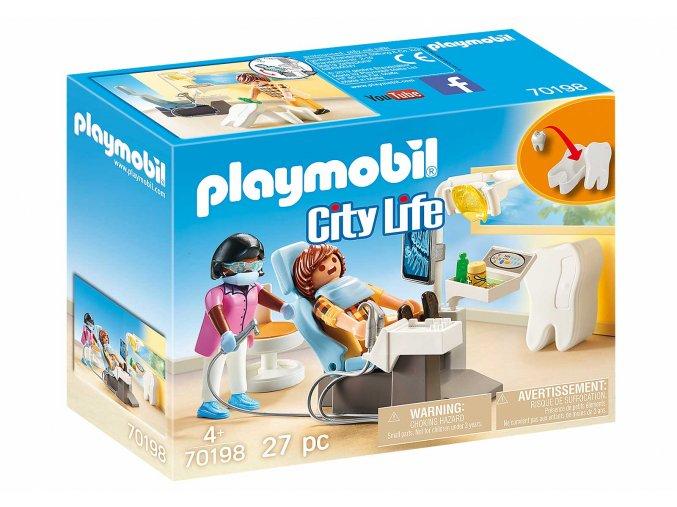 Playmobil 70198 Zubní lékařka