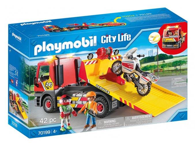Playmobil 70199 Odtahová služba