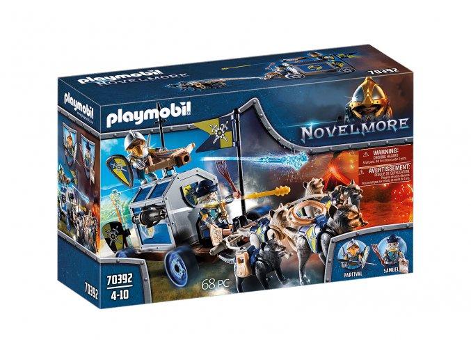 Playmobil 70392 Převoz pokladu Novelmore