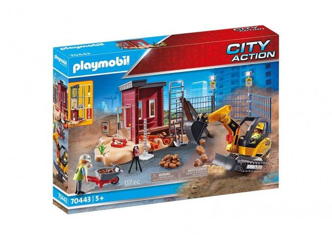 Playmobil 70443 Minibagr