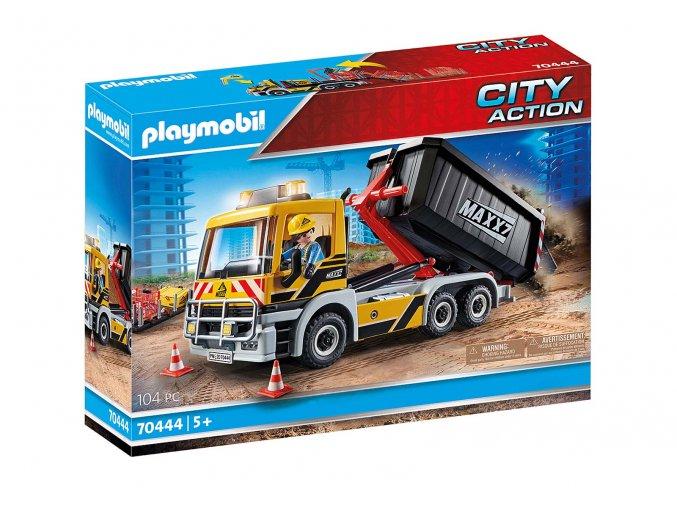 Playmobil 70444 Nákladní vůz s výměnnou nástavbou