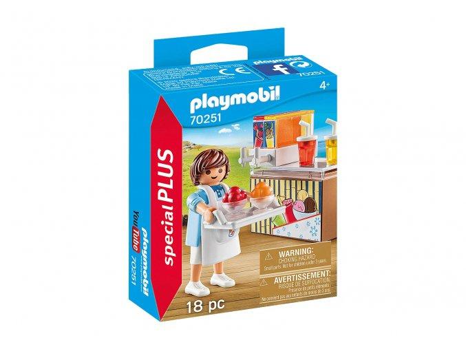 Playmobil 70251 Zmrzlinář