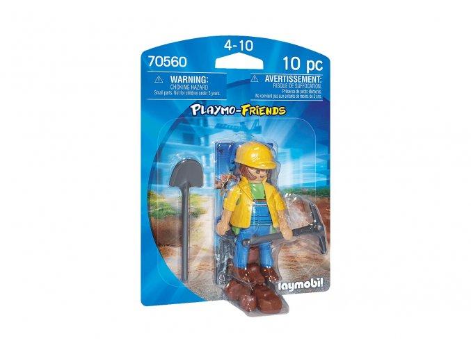 Playmobil 70560 Stavební dělník