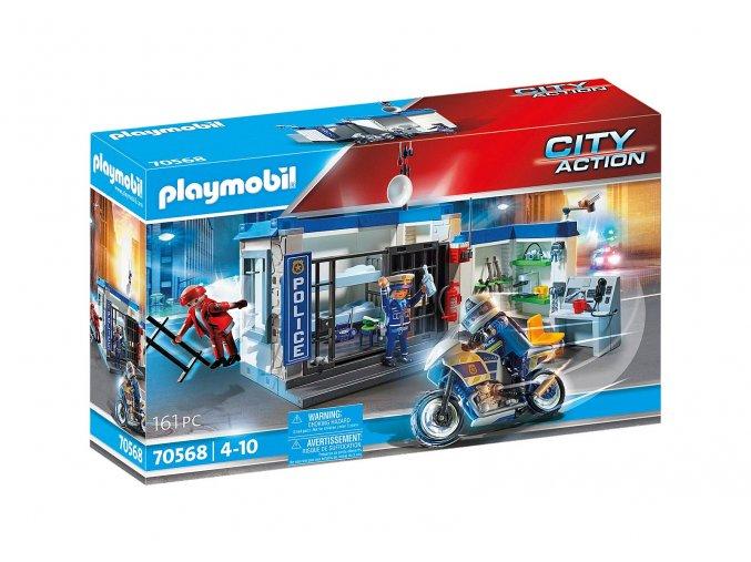 Playmobil 70568 Policie: Útěk z vězení