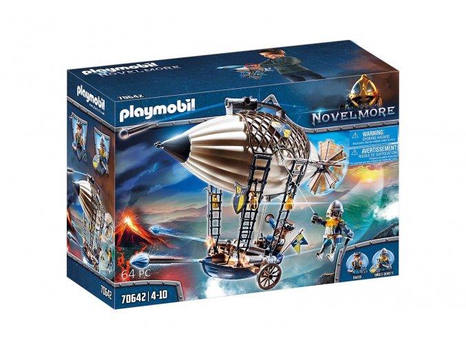 Playmobil 70642 Novelmore Dariova vzducholoď