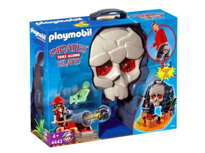 Playmobil 4443 Pirátský ostrov