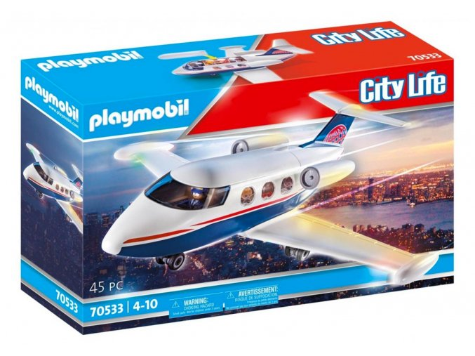 Playmobil 70533 Soukromé letadlo