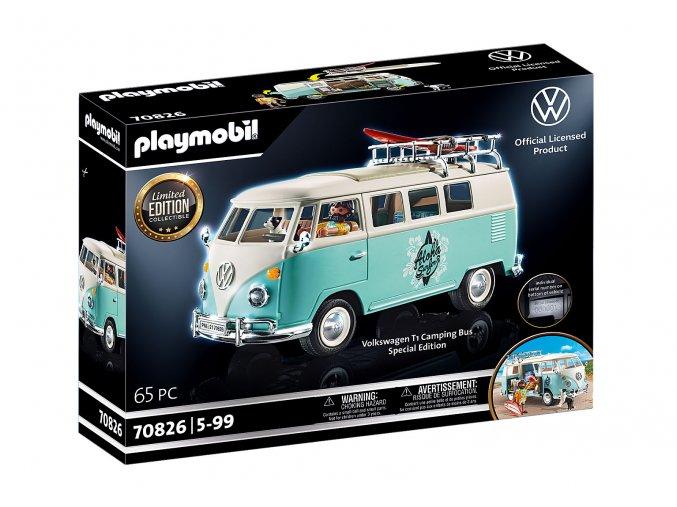 Playmobil 70826 Volkswagen T1 Bulli – speciální edice