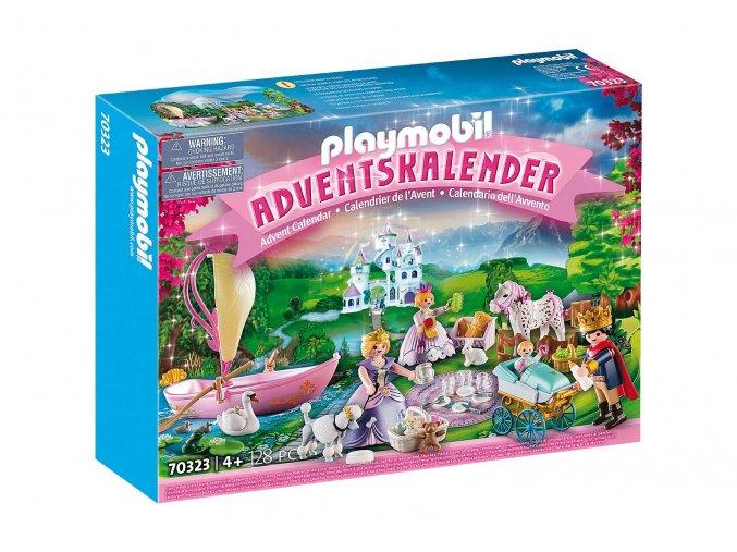 """Playmobil 70323 Adventní kalendář """"Královský piknik v parku"""""""